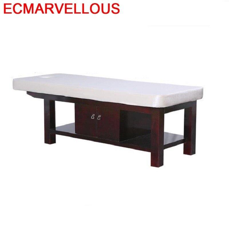 Masaje Massagetafel Tempat Tidur Lipat Cama plissage tatouage Mueble De beauté dentaire Table Tafel Salon chaise pliante lit De Massage