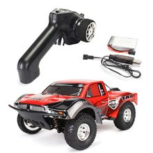 цена на 1/22 Scale High Speed RC Car 2.4G 4WD Climbing Remote Control Off-Road Racing Crawler for Children Grown-up Toys