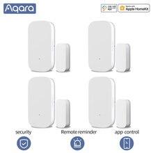 Aqara Door Window Sensor Zigbee Wireless Connection Smart Mini door sensor smart home for MIhome App control