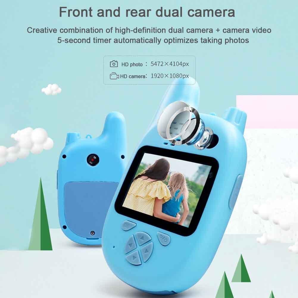 intercom camera handheld tela hd gravacao video 05