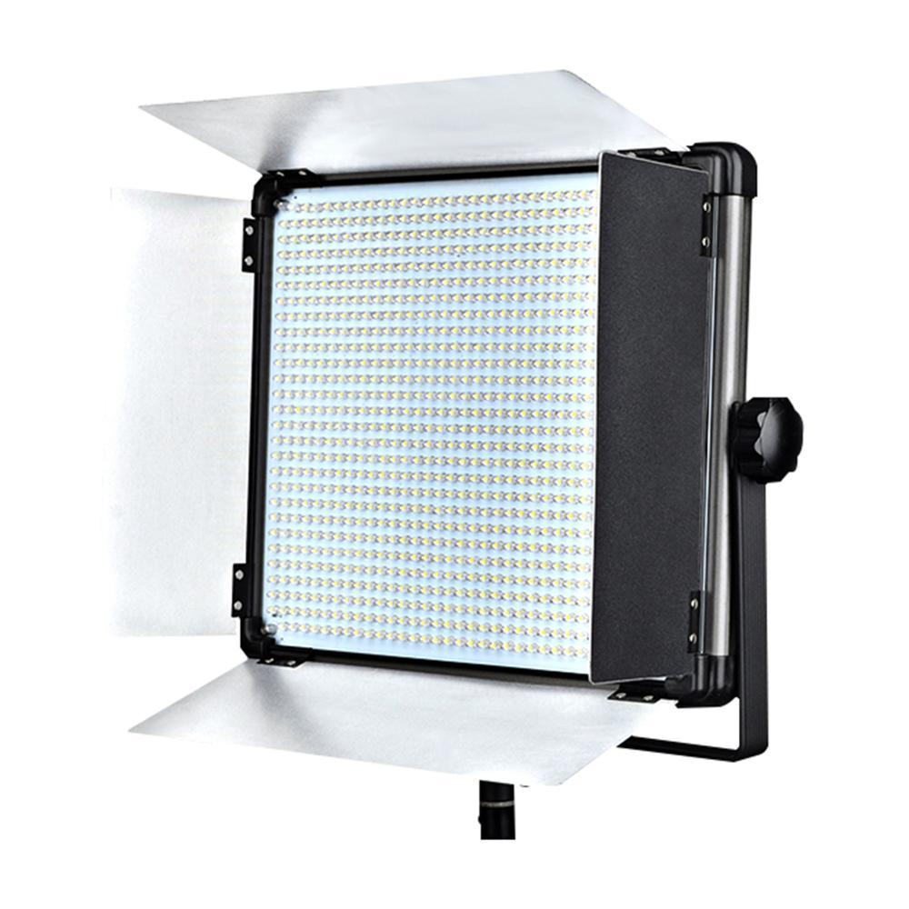 Led Panel Light 140w Bi-color Video Light Photo Studio Lighting Yidoblo D-2000II Studio Photography Lighting 95RA with Tripod