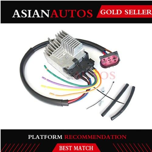 8E0959501AG 8E0959501G 8E0959501K 8E0959501AB Radiator Fan Control Unit Module Fit For Audi A4 A4 Quattro CABRIO