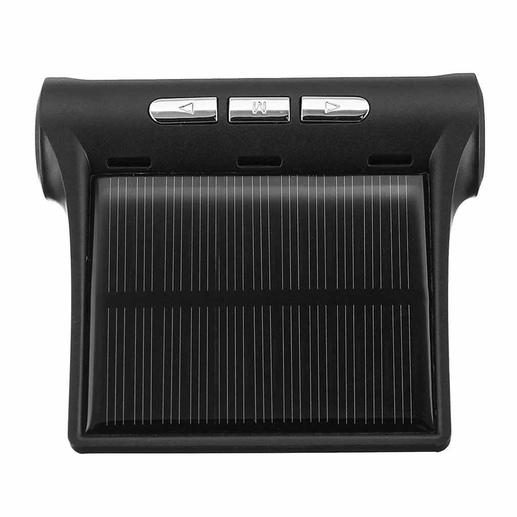 T2 carro solar sem fio sistema de monitor de pressão dos pneus tpms pressão dos pneus do carro sistema de detecção de temperatura