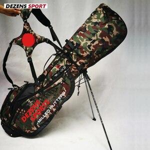 DEZENS модная стандартная шаровая тележка, сумка для гольфа, тележка для гольфа, сумка для штатива, набор для гольфа
