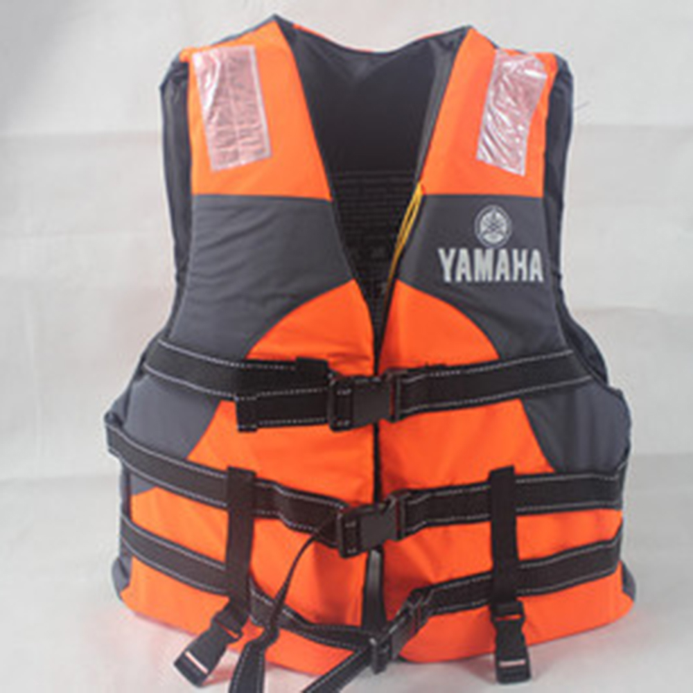 Hot sell life vest Outdoor rafting yamaha life jacket for swimming snorkeling wear fishing Professional drifting child adult 2
