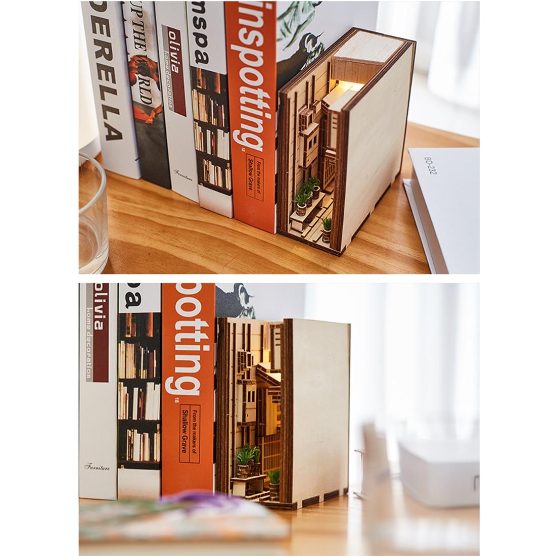 H36e77e13566f405c8c693d313908800aw - Robotime - DIY Models, DIY Miniature Houses, 3d Wooden Puzzle