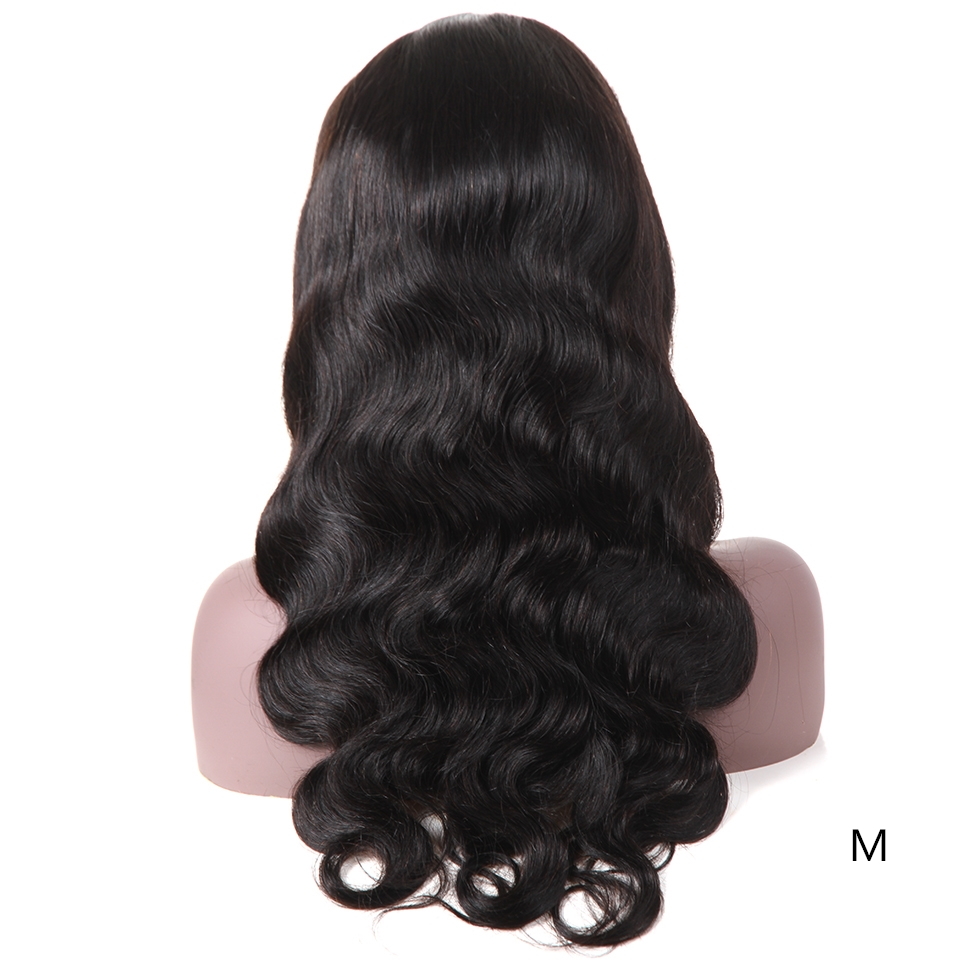 Karizma 13x4 Lace Front Human Hair Wigs Malaysian Body Wave 150 Density Lace Front Human Hair Wigs For Black Women Remy Hair