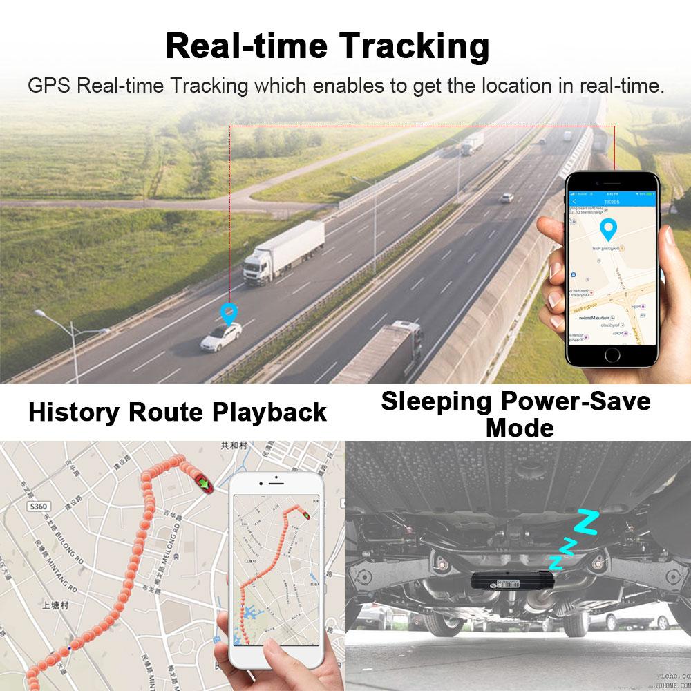 4G LTE GPS Tracker LK900A Global Use (5)