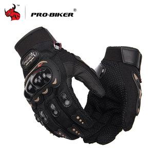 Image 1 - PRO BIKER Motorcycle Gloves Men Motocross Gloves Full Finger Riding Motorbike Moto Gloves Motocross Guantes Gloves M XXL