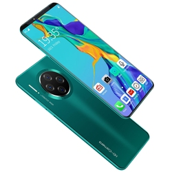 6,1 Zoll Mate33 Pro HD Bildschirm 1GB RAM 8GB ROM 10 Core Android 9.1 Smartphone EU Stecker