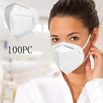 PM2.5 Dust-proof Filtration Breathable Mouth Masker Unisex Face Mask Dustproof Protective respirator Cover masks#0812