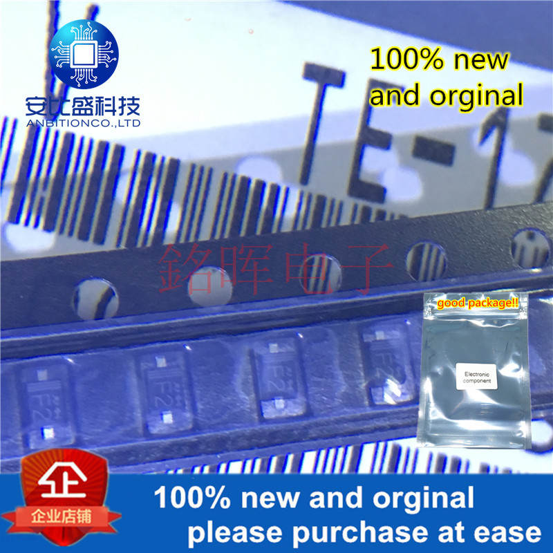20pcs 100% New And Orgianl UDZV6.8B 6.8V Silk-screen F2 SOD323 0805 In Stock