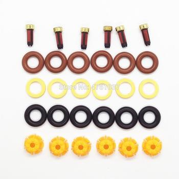 0280150415 0280150440 Fuel Injector Repair Kit For BMW E60 E39 520i 523i 525i 528i E36 328i E36 car replacement AY-RK004 image
