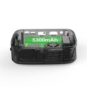 Image 5 - CAIWEI H6W מיני Smartphone מקרן DLP 1080P נייד WIFI סוללה מקרן 3D קולנוע מראה יצוק אלחוטי מולטימדיה מקרן