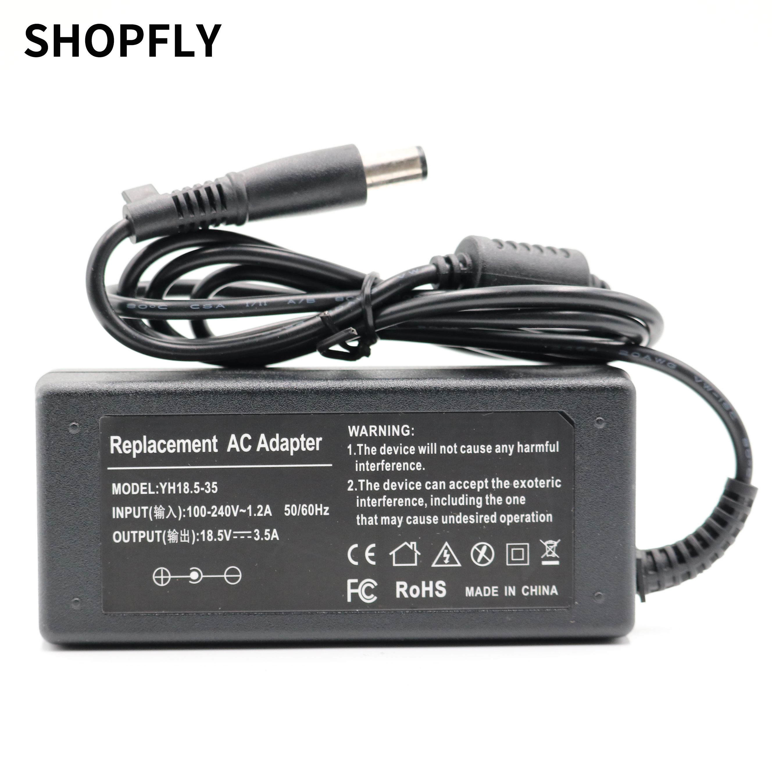 18.5V 3.5A 65W Original AC Adapter Charger Power Supply For HP Probook 430 440 450 455 640 645 650 655 G1 G2