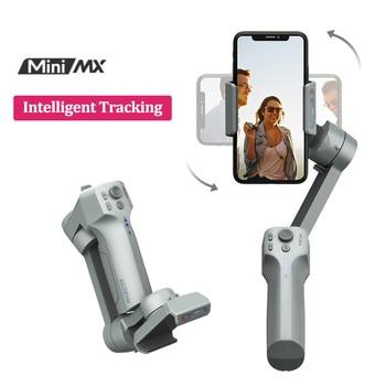 Moza-cardán Mini MX para Smartphone, estabilizador de mano de 3 ejes para iPhone 11 Pro Max Samsung Huawei Xiaomi Vlog, palo de Selfie, cardán