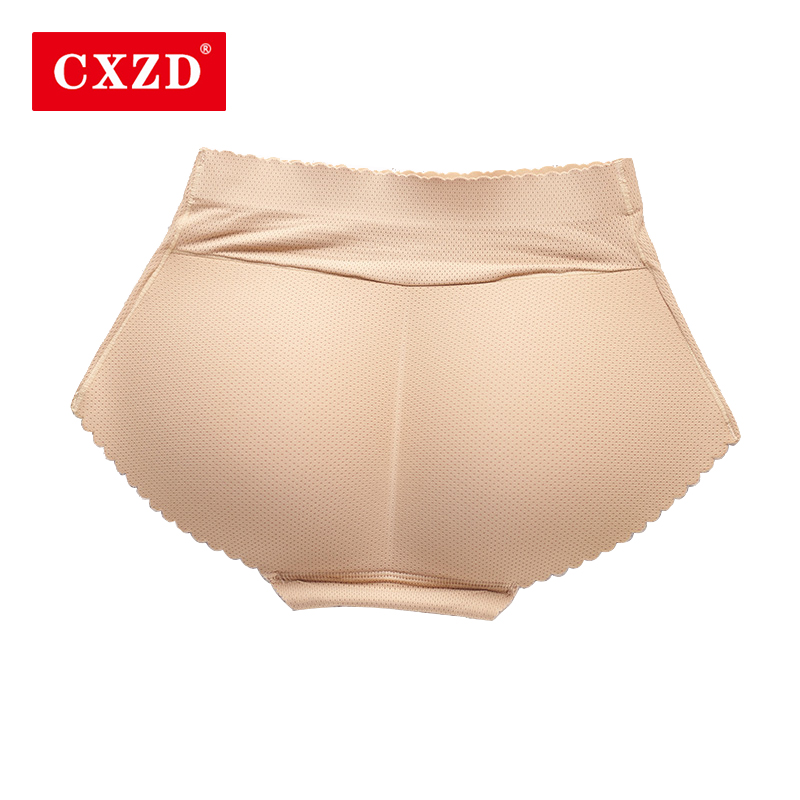 CXZD Women Fake Butt Lifter Hip Enhancer Pads Underwear Shapewear Booties Padded Control Panties Shaper Fake Pad Briefs