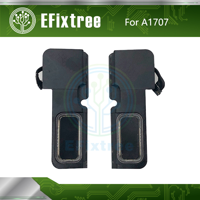 Genuine Laptop A1707 Speakers For Macbook Pro 15 A1707 Left and Right Speaker Loud speaker Sets 2016 2017 EMC 3072 EMC 3162 image