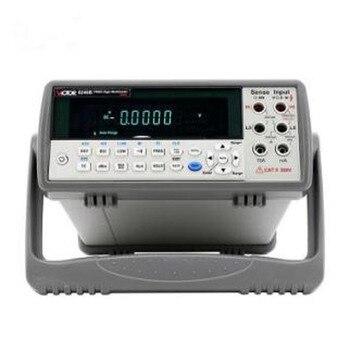 VC8246A/VC8246B 1000V 10A multímetro digital de escritorio inteligente cuatro y medio con interfaz de computadora