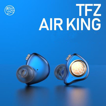 TFZ Air King Bluetooth In Ear Earphone HD Dynamic Driver HIFI Monitor With 2pin 0.78mm Detachable Cable free shipping