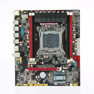New X79 E5 3.5C Motherboard MATX Motherboard SATA3.0 and USB3.0 Ports LGA2011 4 DIMM Slots DDR3 Board Up to 64GB Mainboard(China)