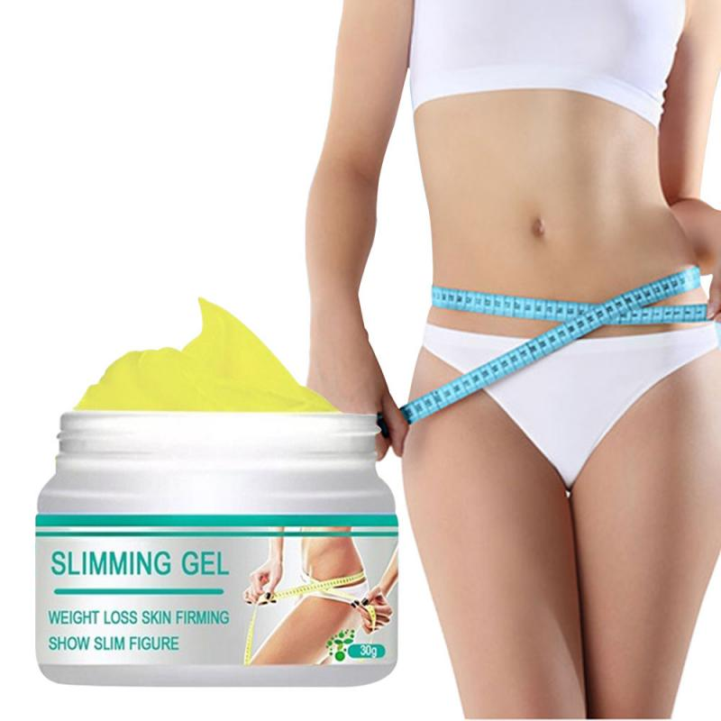 1pc Body Slimming Firming Fat Burning Cream Gel Weight Loss Skin Anti-Cellulite Effective Reduce Fat TSLM1(China)