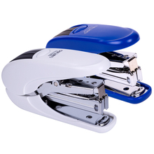 Deli 0365 Stapler. No.10 Nail Small Size Mini Office Llearning Supplies Student Manual Thick Layer Stapler