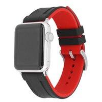 Cinturino BEAFIRY per cinturino Apple Watch 40mm 44mm 38mm 42mm cinturino in gomma siliconica per iwatch 6 5 4 3 Smartwatch nero blu grigio