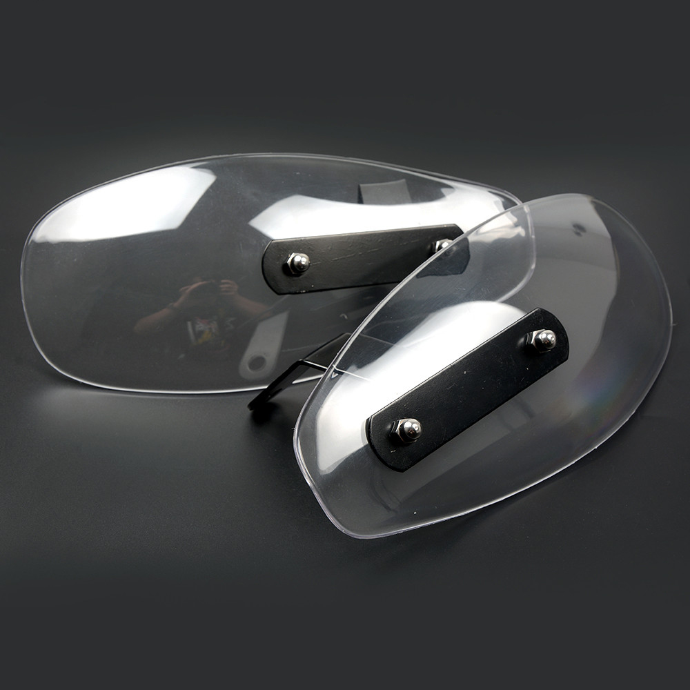 Motorcycle Transparent Hand Guards Wind Shield Windshield Handguard For bmw c650gt 310 gs gs 1200 lc k1200s k100 f800 f 650 gs|Levers  Ropes & Cables| |  - title=