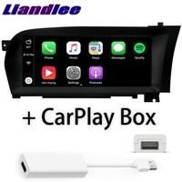 Liandlee Car Multimedia Player NAVI RHD For Mercedes Benz S W221 2006~2013 Right hand drive CarPlay Radio GPS Navigation