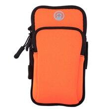 Повязка на руку, держатель для мобильного телефона, износостойкая сумка, водонепроницаемая, повседневная, уличная, плотная сумка, органайзер для спортзала, для бега