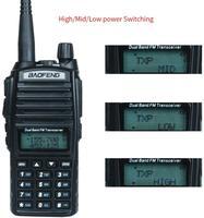 baofeng uv מכשיר קשר Baofeng UV-82 Dual-Band שתי דרך רדיו 136-174 / 400-520 MHz FM 5 ואט סוללת 2800mAh Ham משדר Waterproof (4)