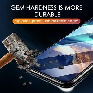 Image 3 - 9999D 3A verre trempé à couverture complète incurvée pour iphone 11 Pro X XR XS Max protecteur décran verre de protection sur iPhone 11 7 8 Film