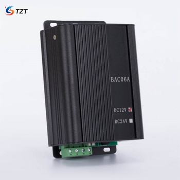TZT BAC06A Generator Battery Charger Diesel Genset Battery Switching Power Floating Charger 24V 12V