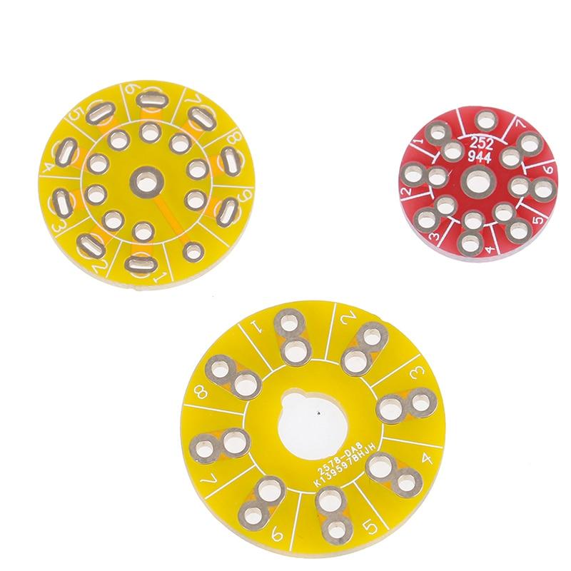 PCB Board Adapter Circuit For Cmc Small 7pin/big 8pin/small 9pin Tube Socket