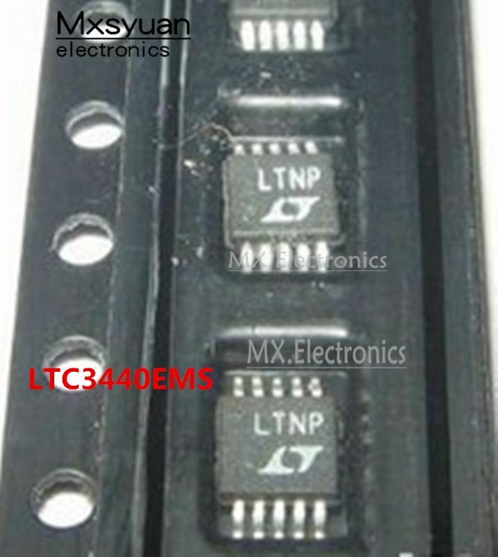 10 шт./лот LTC3440EMS LTC3440 LTNP MSOP-10 LT Новый оригинальный