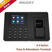 Dahua Intercom Accessory Access Control Time Attendance Terminal 2.4 Inch TFT Color Screen External Electronic Bell ASA1222E S