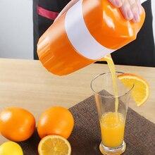 Высокое Качество ручная соковыжималка для цитрусовых для Апельсин Лимон соковыжималка сок ребенка здоровый образ жизни питьевой соковыжималка машина