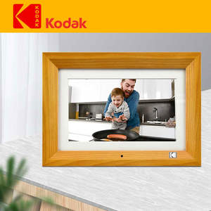 Digital-Photo-Frame Alarm-Clock KODAK Movie-Player MP3 HD MP4 TFT-LCD 1024--600