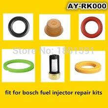 40 יחידות\סט אוטומטי חלקי תיקון ערכות עבור bosch דלק מזרק להחליף ערכות 0280150762 (AY RK000)