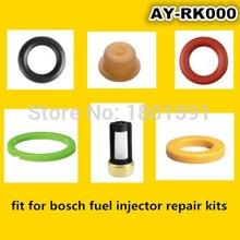 40 peças/set kits de reparação de peças de automóvel para bosch injector de combustível substituir kits 0280150762 (AY RK000)
