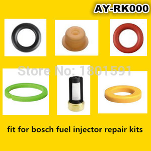 Image 1 - 40 teile/los auto teile reparatur kits für bosch kraftstoff injektor ersetzen kits 0280150762 (AY RK000)
