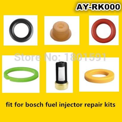 40 teile/los auto teile reparatur kits für bosch kraftstoff injektor ersetzen kits 0280150762 (AY RK000)