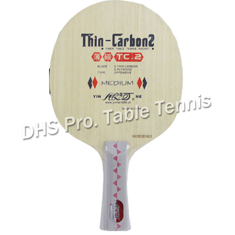 Yinhe TC2 TC-2 (TC 2 Thin-Carbon2 Table Tennis Blade For PingPong Racket