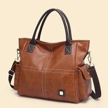 Novo super capacidade ombro saco elegante temperamento versátil simples bolsa de ombro europeu e americano retro bolsa bolsas