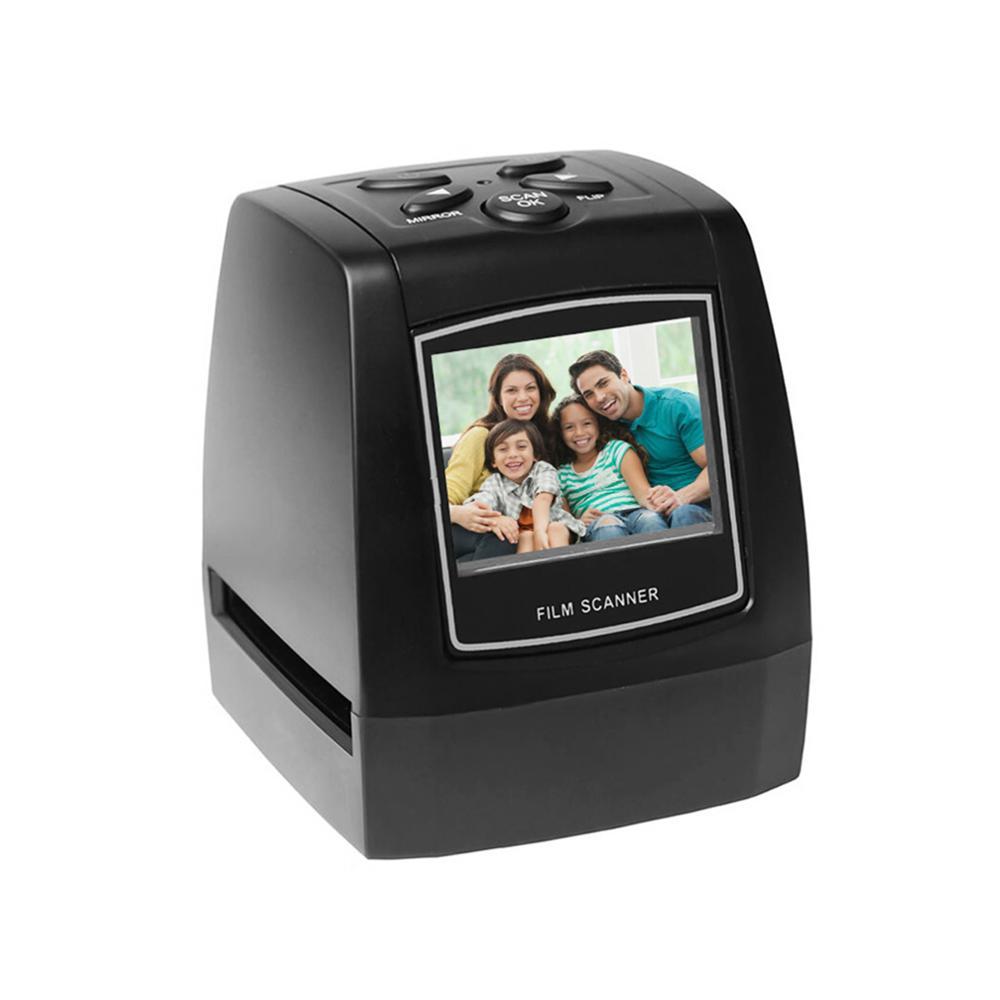 Photo Digital Converter Negative-Film-Scanner Slide-Film Image-Viewer Software Protable