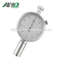 Analog Shore a Durometer Hardness Tester gy 3 analog fruit hardness tester sclerometer penetrometer