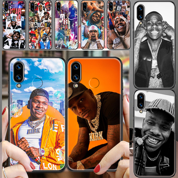 DaBaby Jonathan Lyndale Kirk Baby Jesus Phone case For Huawei Honor 6 7 8 9 10 10i 20 A C X Lite Pro Play black soft cell cover image