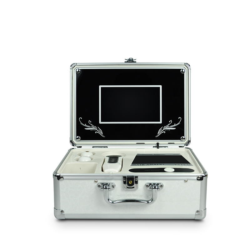 Portable Latest Quantum Magnetic Resonance Body Analyzer