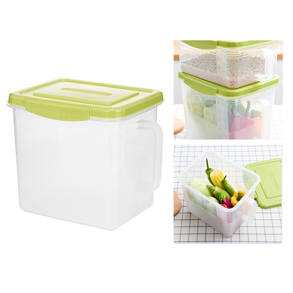 Oversized Storage Tank Food Storage Tool Sealed Box Cereal Nut Container Kitchen Assortment Food Storage Box